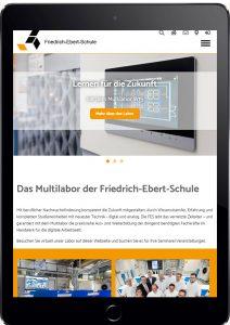 Multilabor W15 der FES Esslingen