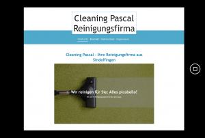 Cleaning Pascal Reinigungsdienst aus Sindelfingen