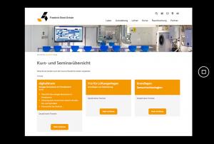 Multilabor W15 der Friedrich-Ebert-Schule Esslingen