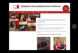 Tierärztliche Gemeinschaftspraxis Dr. Zuck & Dr. Ehrenfels