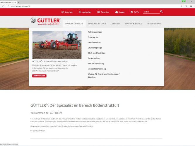Güttler GmbH Startseite