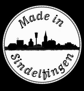 "Sigel bzw. Stempel ""Made in Sindelfingen"""